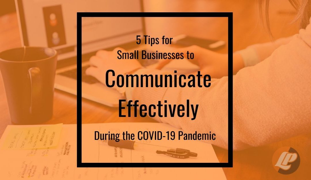 Communicate During COVID-19